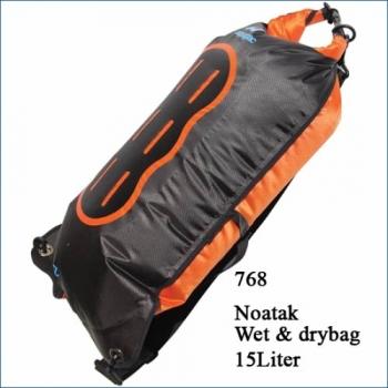 아쿠아팩 Noatak Wet & Drybag 15L (768)