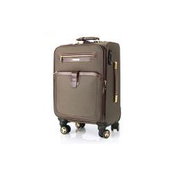 던롭 소프트캐리어 NEW F107 기내용 19형 카키 여행가방