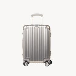 클렙튼 풀메탈 알루미늄 캐리어 기내용 21형 티타늄 여행가방