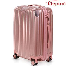 클렙튼 가성비 캐리어 Classic 기내용 20형 로즈골드 여행가방