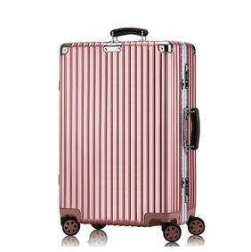 토부그 캐리어 TBG626 수화물용 26형 로즈골드 여행가방