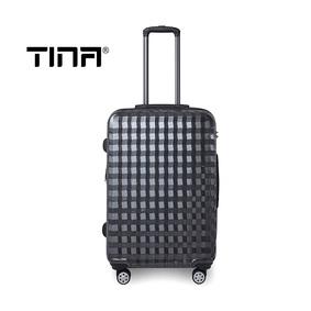 티나 캐리어 TINA TG307 대형 28형 메탈블랙 여행가방