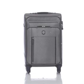 미치코런던 소프트캐리어 쉴드4 수화물용 24형 그레이 여행가방 (MCM-37324GR)