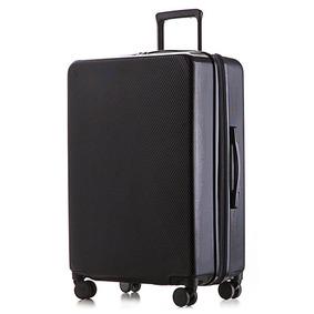 트래블하우스 캐리어 라인 기내용 20형 블랙 여행가방 (T1812)