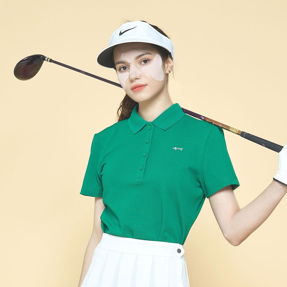 마음편히 골프 패치 4셋트 기미 자외선 차단 썬패치 미간주름 쿨링 보습 마스크 팩